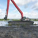 Wetlands Restoration in Louisiana